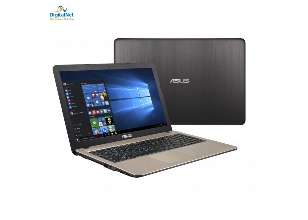 ASUS VIVOBOOK X540UA i5 8250U 4GB 1T INTEL SHARED BLACK