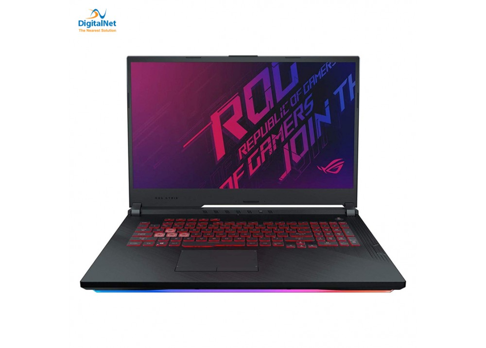 ASUS ROG STRIX G G731GU i7-9750H 16G1TB SSD GTX1660Ti 6GB WHITH MOUSE AND BAG BLACK