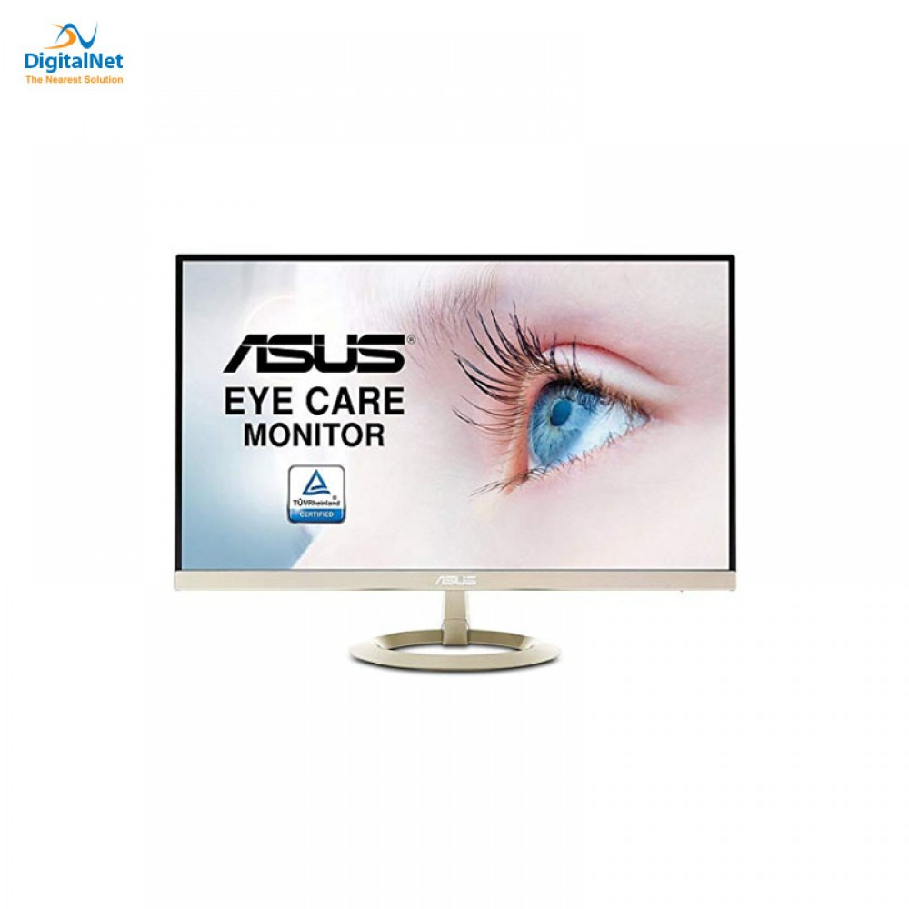 "ASUS MONITOR 27"" VZ27AQ 27"" IPS HDMI GOLD AND BLACK"