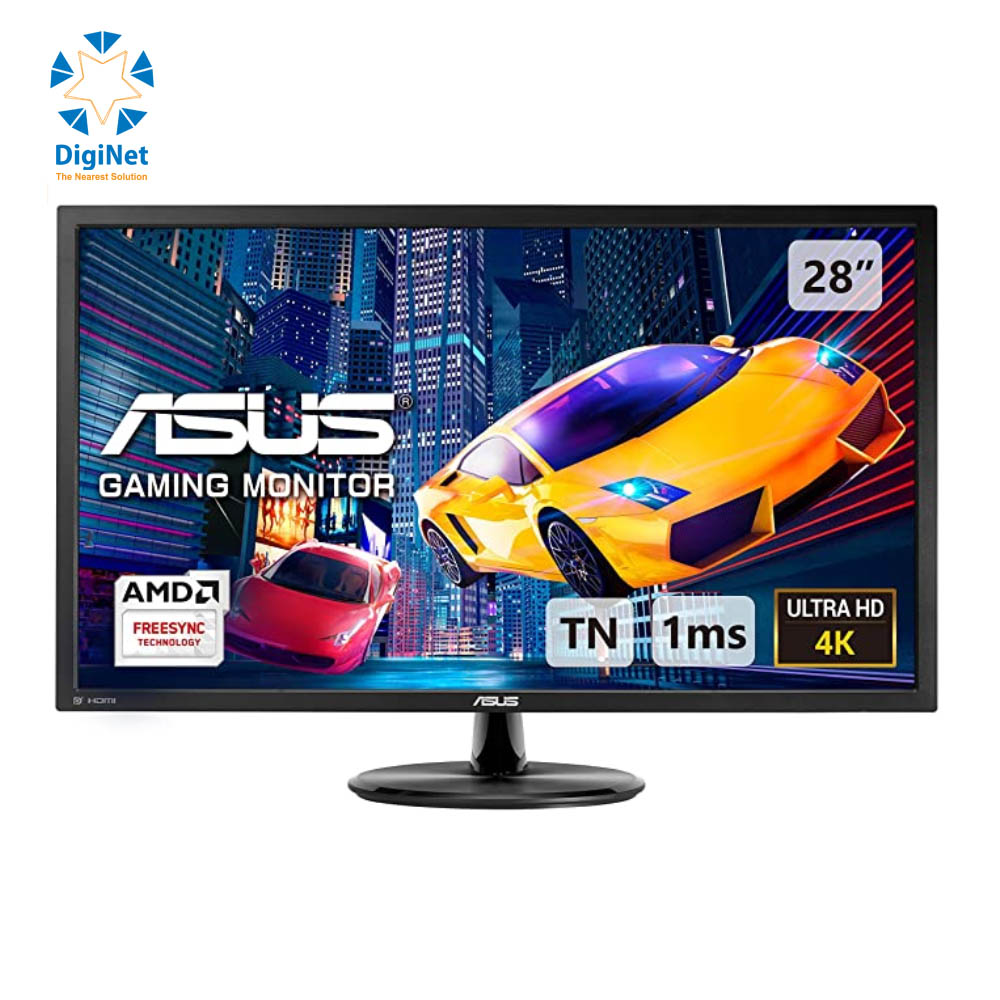 "ASUS MONITOR 28"" VP28UQG GAMING HDMI/1ms"