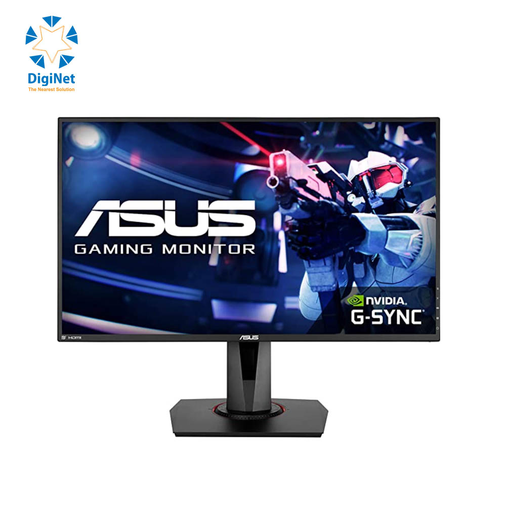 "ASUS MONITOR 27"" VG278QR GAMING HDMI/1ms"