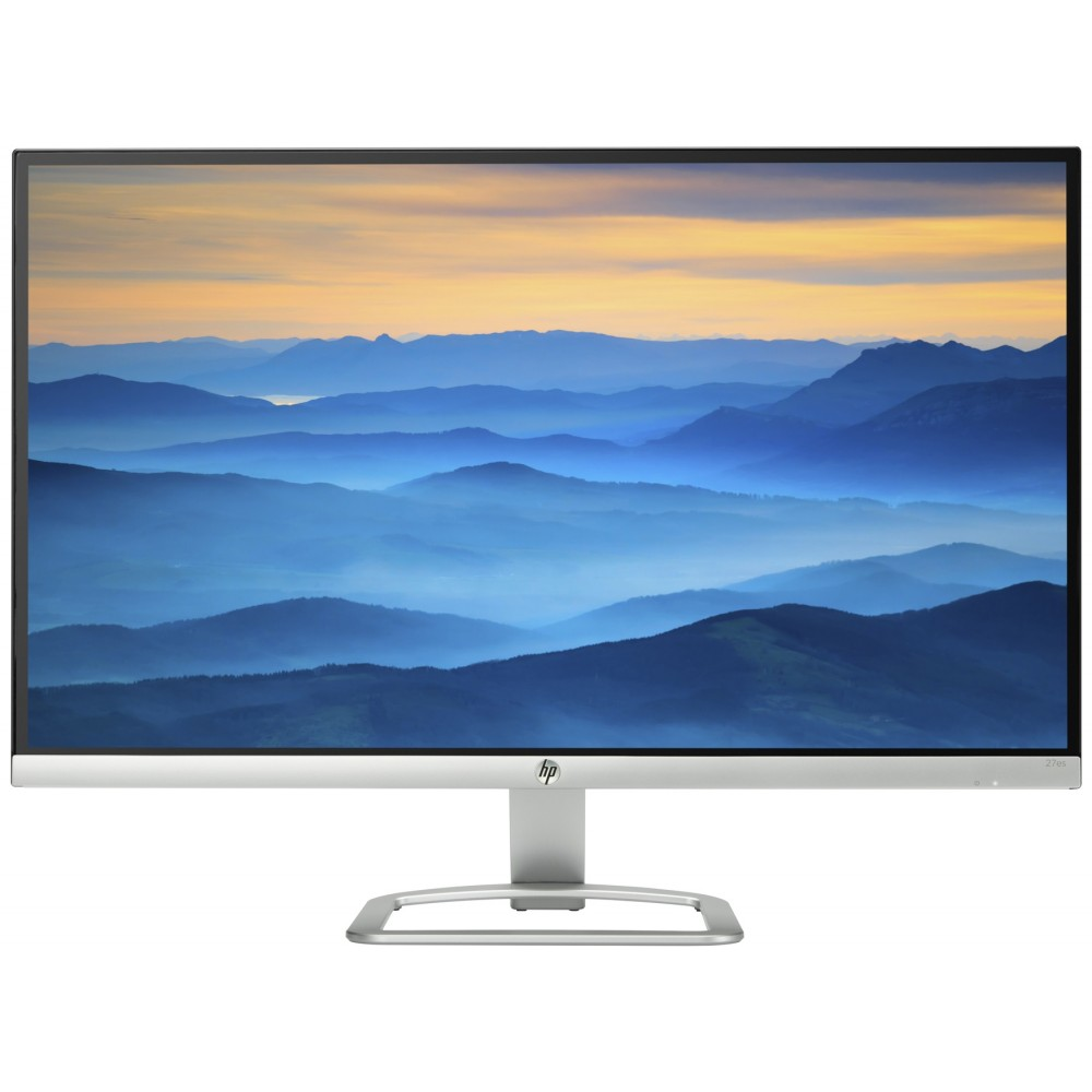 HP MONITOR LED 27es 27'' FULL HD SILVER