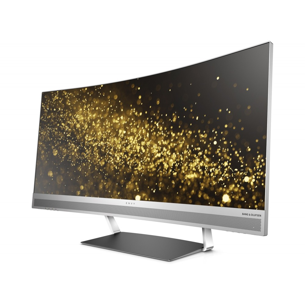 HP MONITOR ENVY 34 ULTRA-WQHD CURVED LED BLACK SILVER