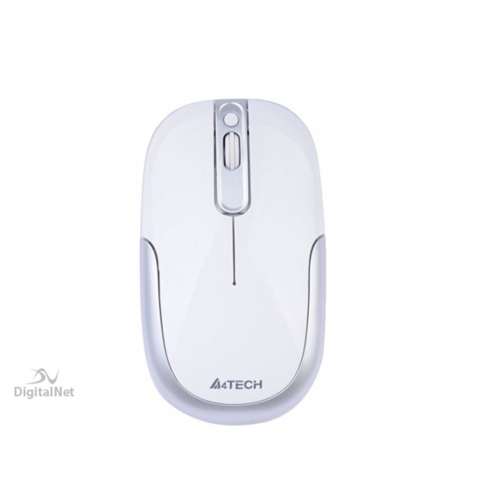 A4 TECH WIRED MOUSE N-110 USB WHITE