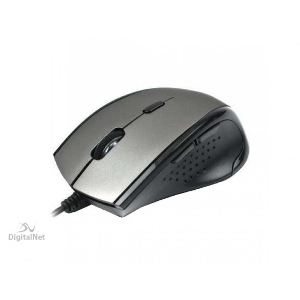 A4 TECH WIRED MOUSE N-740FX USB BLACK