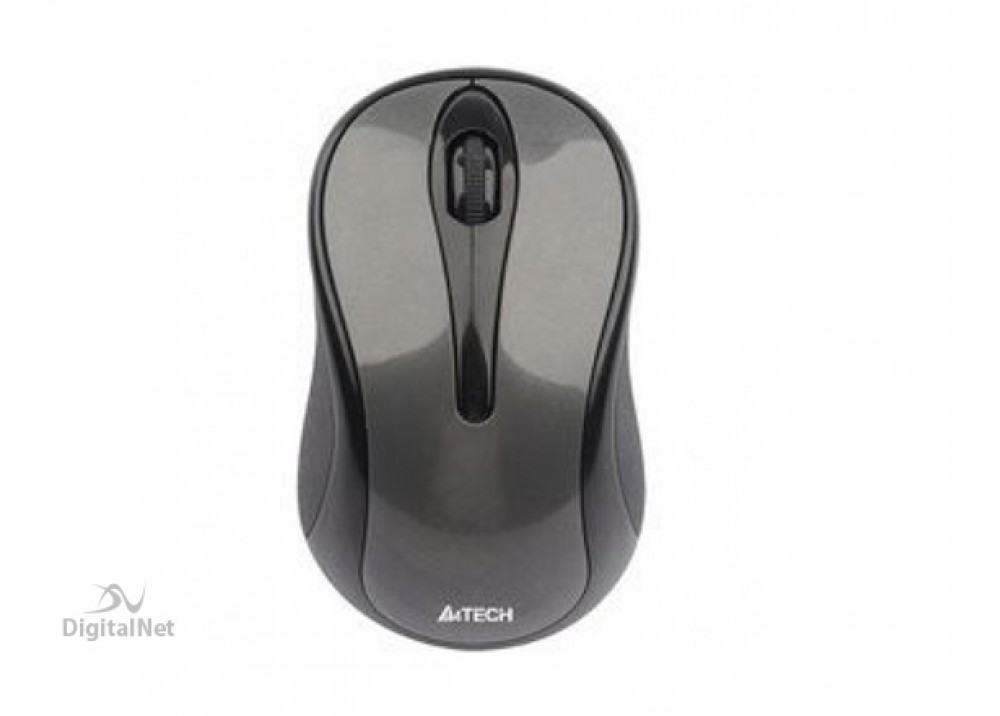 A4 TECH WIRED MOUSE G3-630N V-TRACK USB BLACK