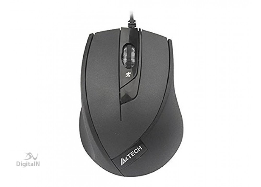 A4 TECH WIRED MOUSE N-600-1 USB BLACK
