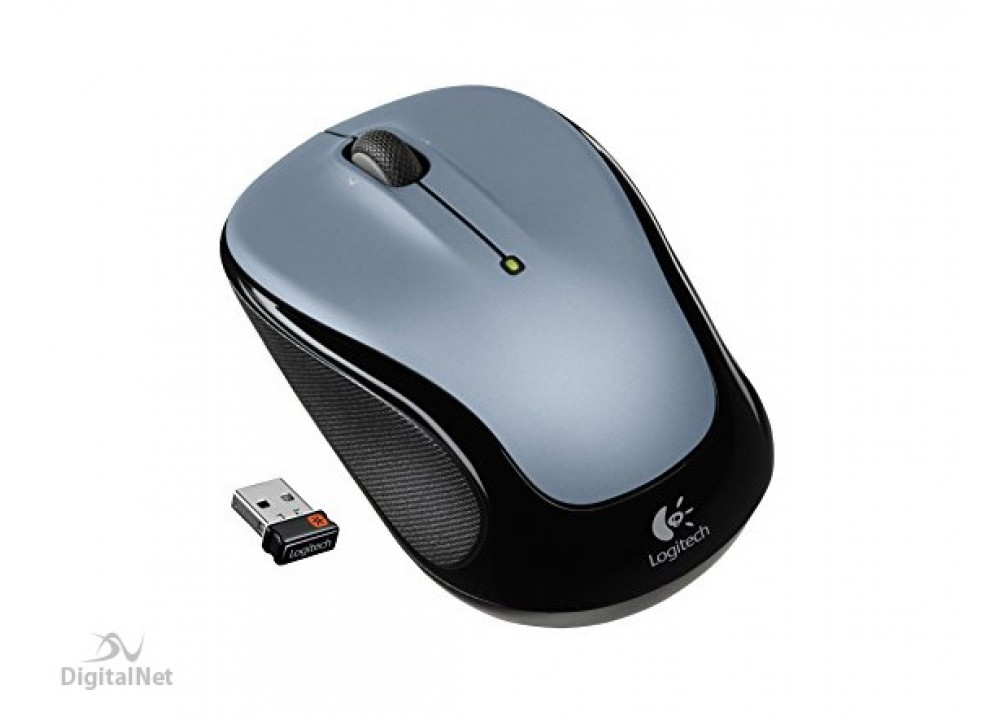 LOGITECH WIRELESS MOUSE M325 BLACK