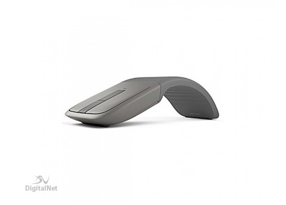 MICROSOFT WIRELESS MOUSE ARC TOUCH BLUETOOTH BLACK