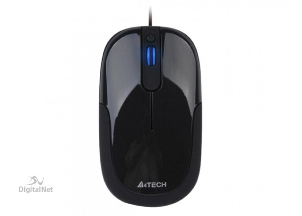 A4 TECH WIRED MOUSE N-110 USB BLACK
