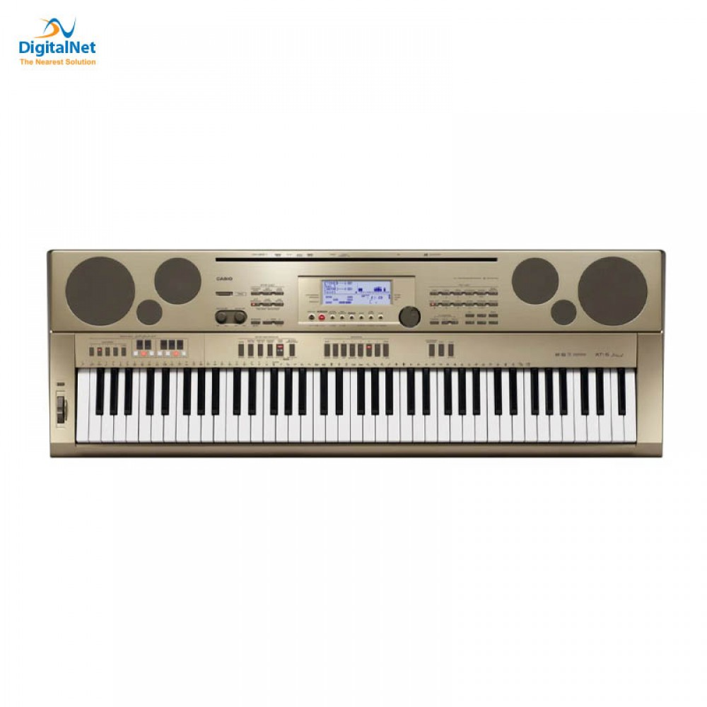 CASIO ORIENTAL AND MIDDLE EASTERN KEYBOARD AT-5K GOLD