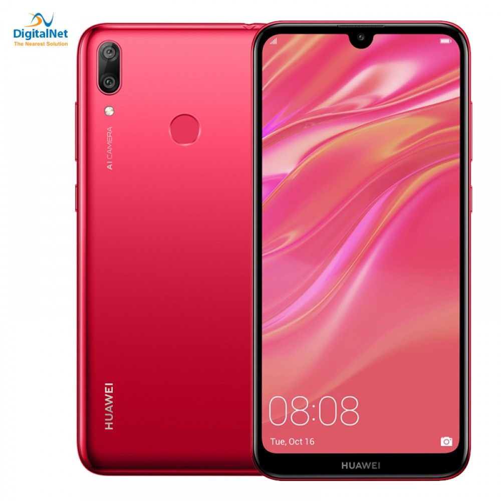 HUAWEI Y7 PRIME 2019 3 GB 32 GB DUAL SIM CORAL RED