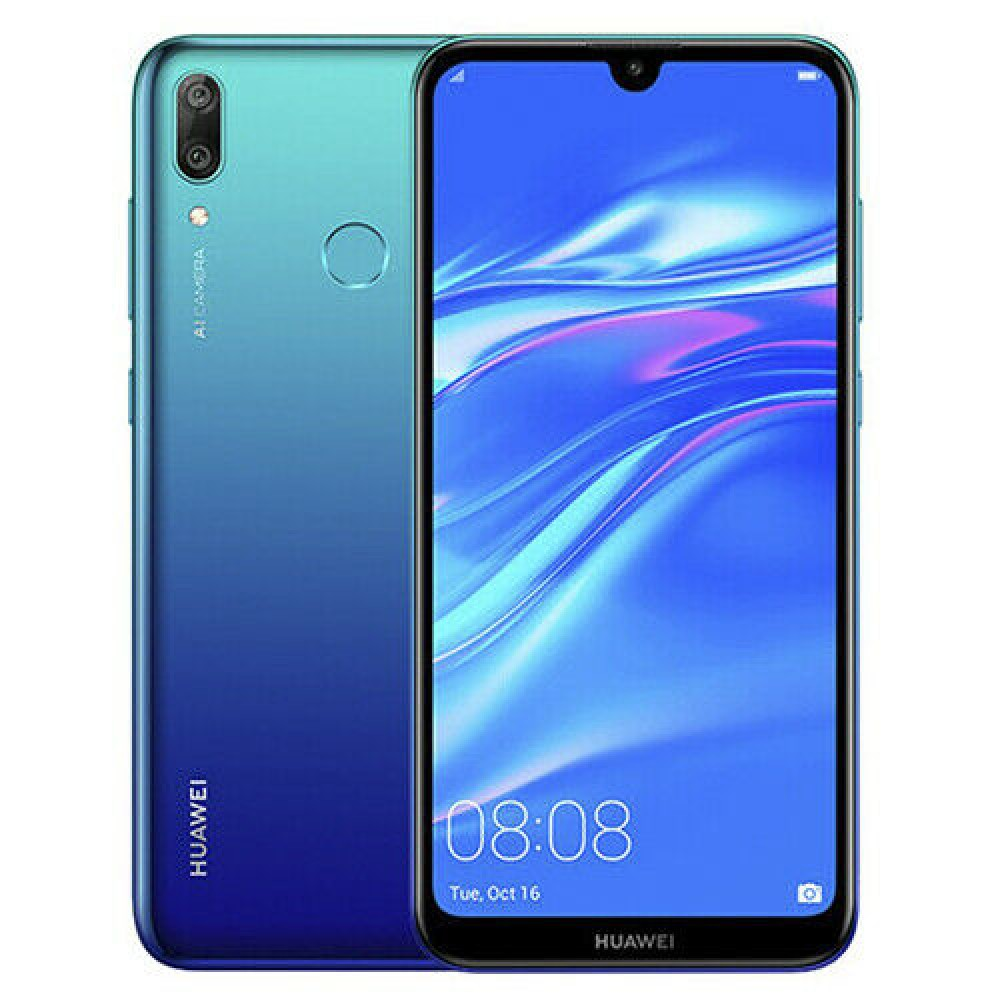 HUAWEI Y7 PRIME 2019 DUOS BLUE