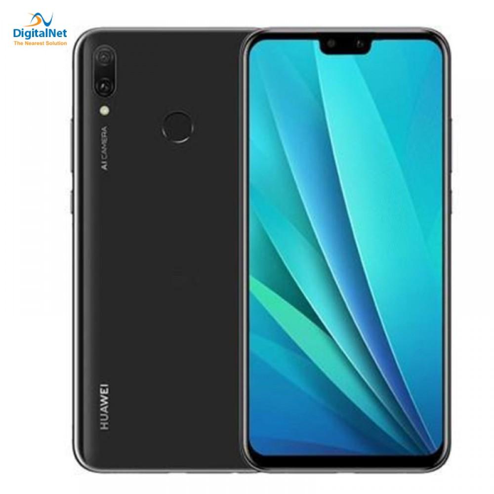 HUAWEI Y 9 2019 4 GB 64 GB DUAL SIM MIDNIGHT BLACK