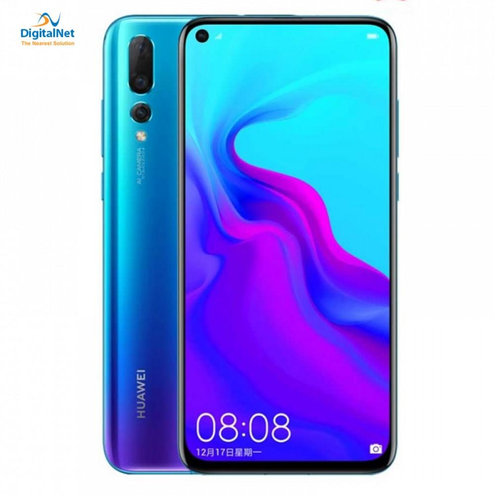 HUAWEI NOVA 4 8 GB 128 GB DUAL SIM AURORA BLUE