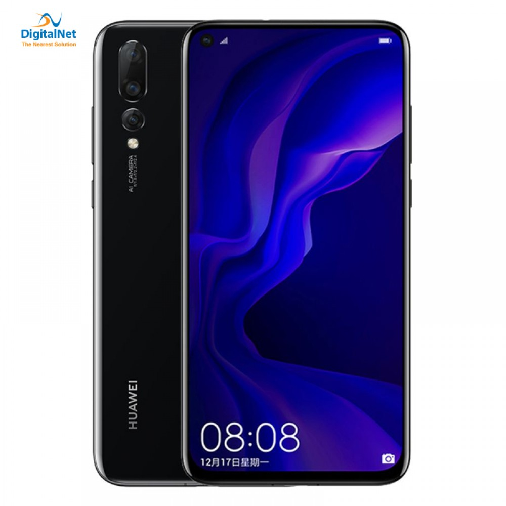 HUAWEI NOVA 4 8 GB 128 GB DUAL SIM BLACK