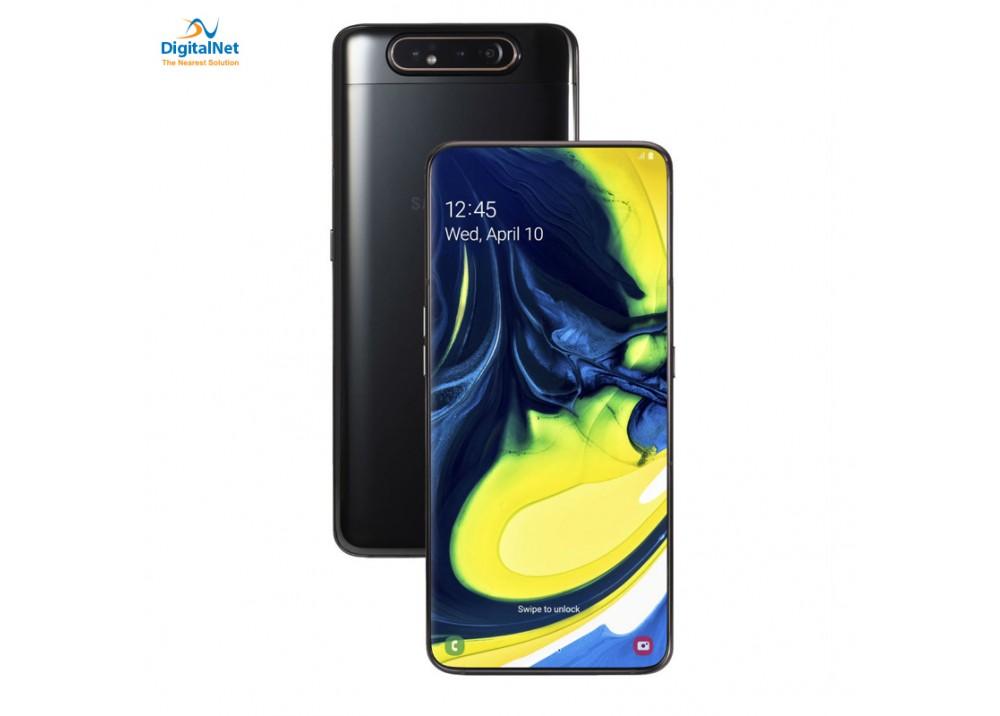 SAMSUNG GALAXY A80 8 GB 128 GB DUAL SIM BLACK