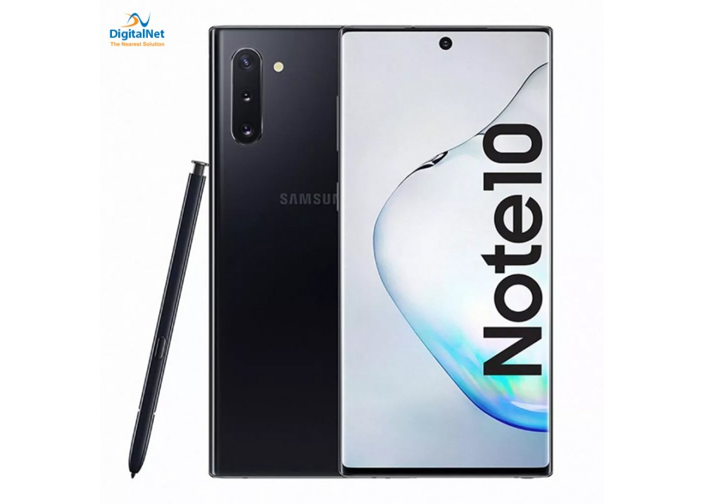 SAMSUNG GALAXY NOTE 10 8 GB 256 GB DUAL SIM BLACK