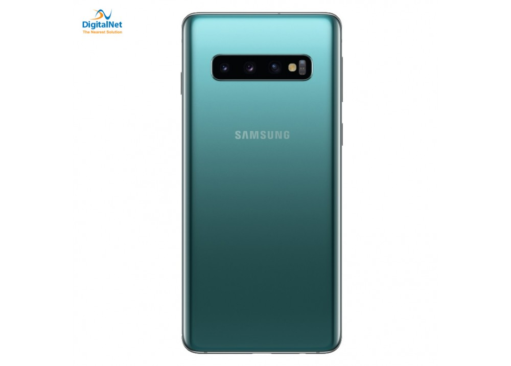 SAMSUNG GALAXY S10+ 8 GB 128 GB DUAL SIM GREEN