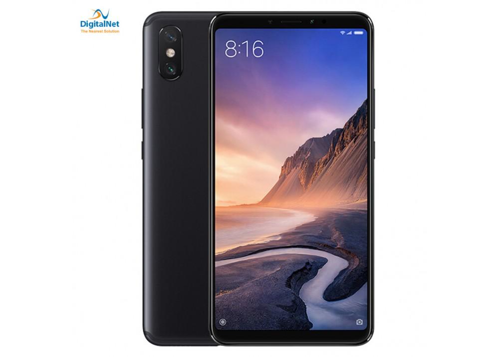 XIAOMI MI MAX 3 6 GB 128 GB DUAL SIM BLACK