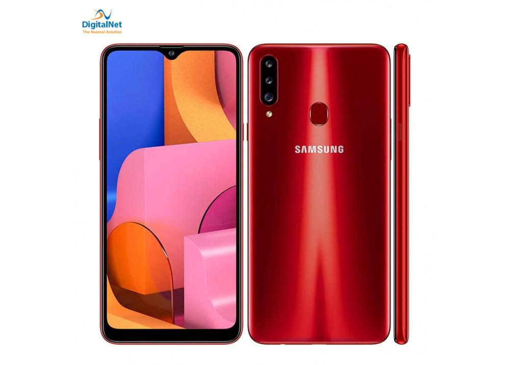 SAMSUNG GALAXY A20S 3 GB 32 GB DUAL SIM RED