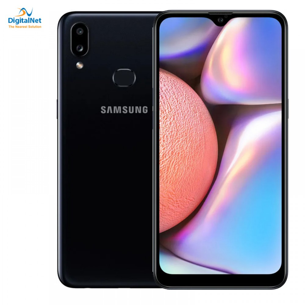 SAMSUNG GALAXY A10S 2GB 32GB DUAL SIM BLACK