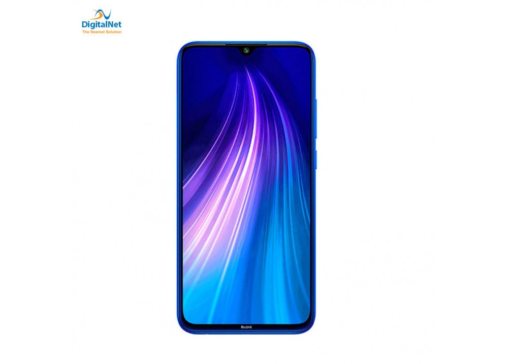 XIAOMI NOTE 8  4GB 64GB DUAL SIM BLUE