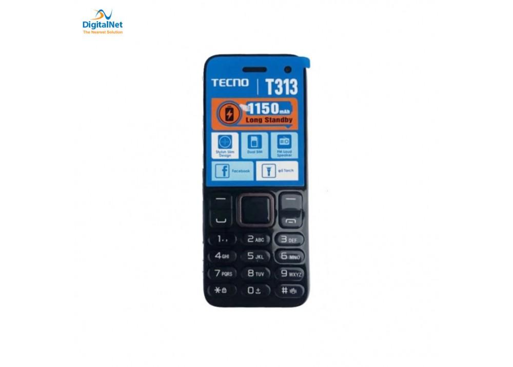 TECNO T313 4MB 4MB DUAL SIM GOLD