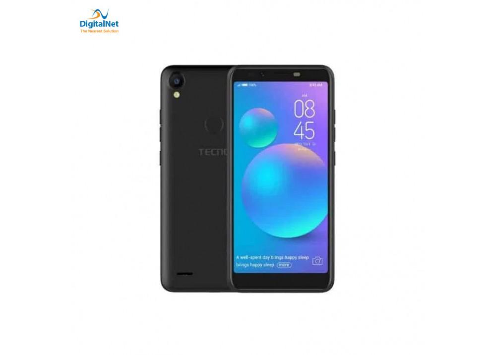 TECNO POP 2 PLUS 1GB 16GB DUAL SIM BLACK