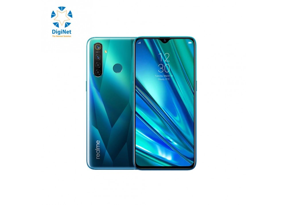 REALME MOBILE 5 PRO 8GB 128GB DUAL SIM GREEN