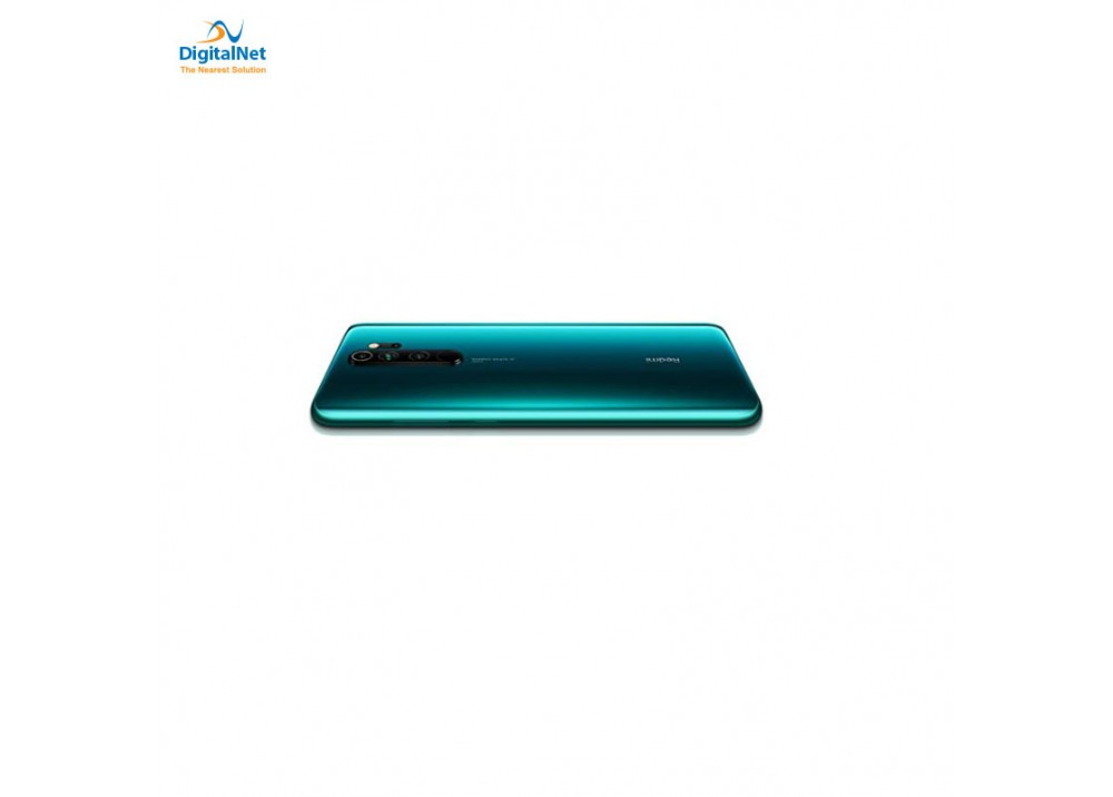 XIAOMI NOTE 8 PRO 8GB  128GB DUAL SIM GREEN