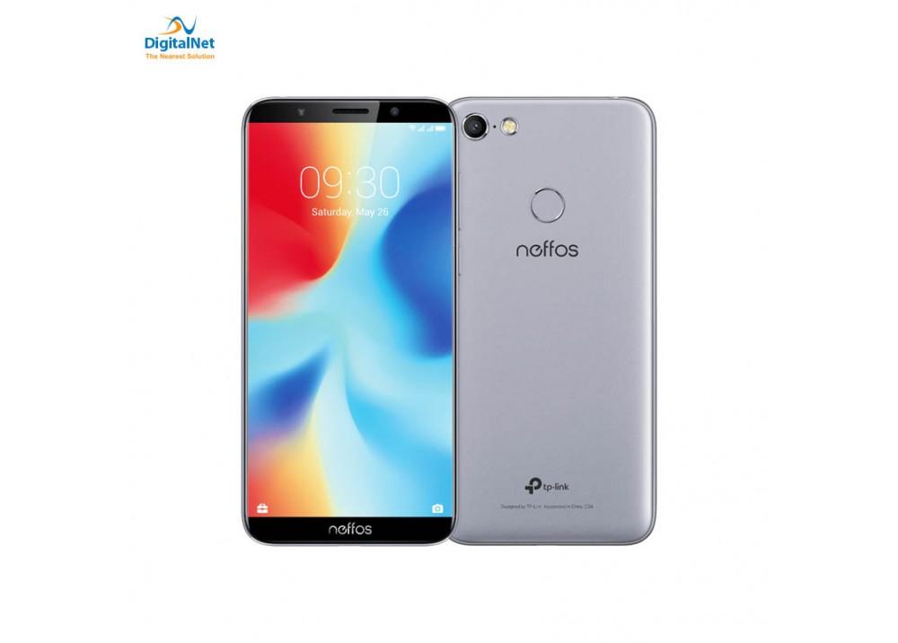 TP-LINK NEFFOS C9A 2GB 16GB DUAL SIM GRAY