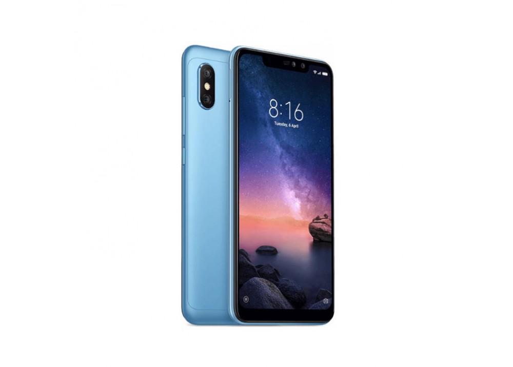 XIAOMI REDMI NOTE 6 PRO 64GB DUOS BLUE