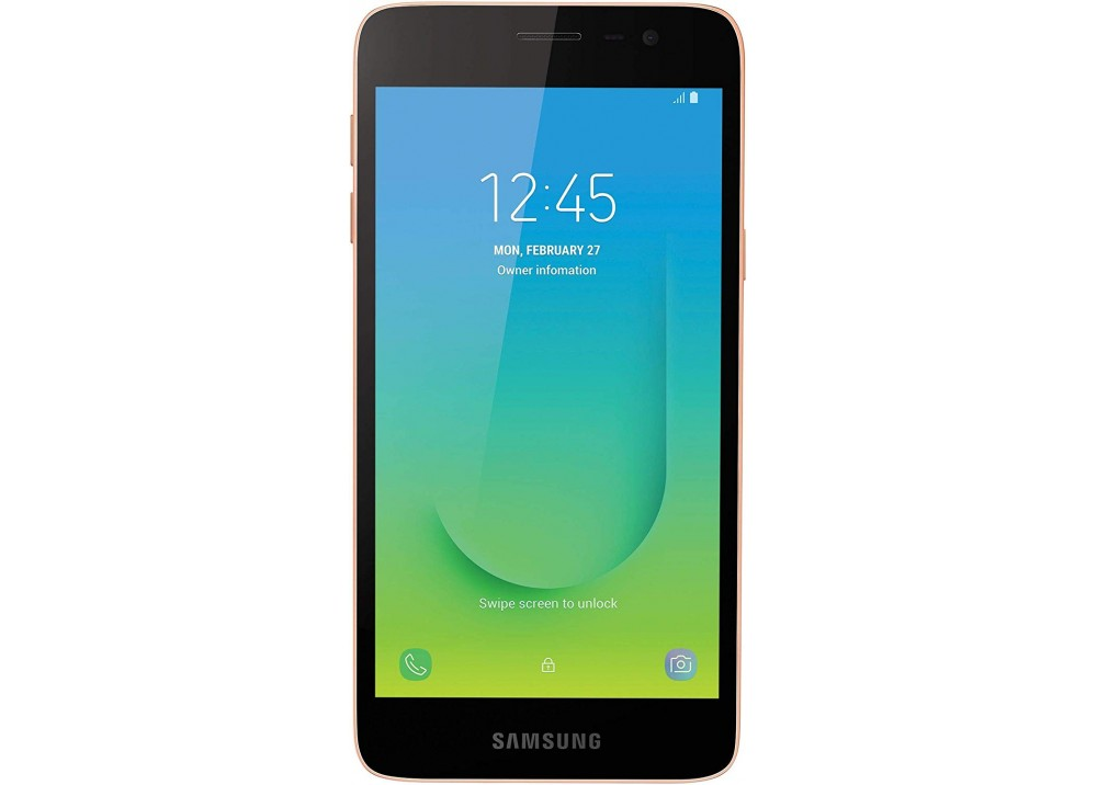 SAMSUNG GALAXY J2 CORE DUAL GOLD