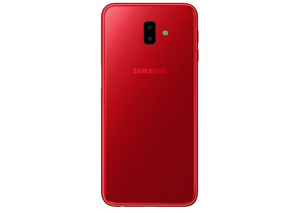 SAMSUNG GALAXY J6+ DOUS RED