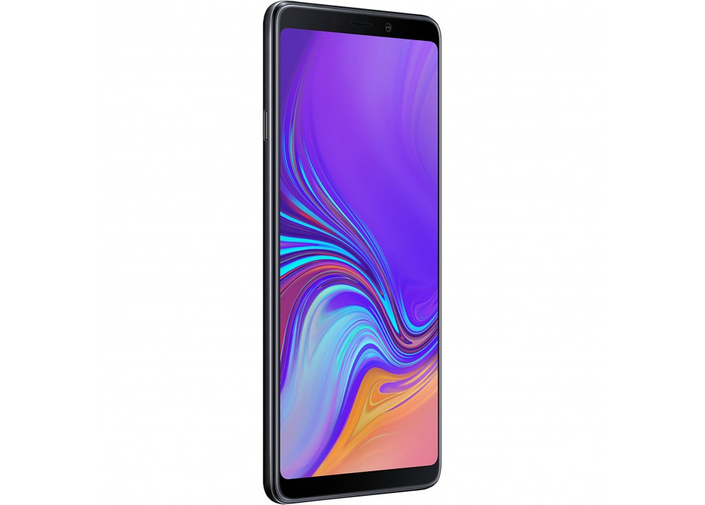 SAMSUNG GALAXY A9 2018 DUAL BLACK