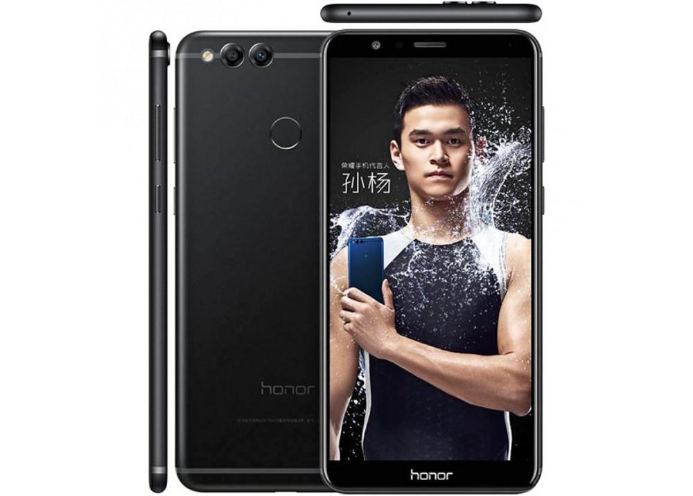 HONOR 7X DUOS BLACK