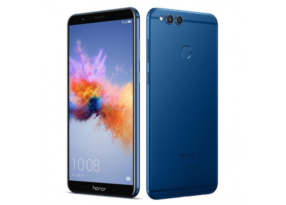 HONOR 7X DUOS BLUE
