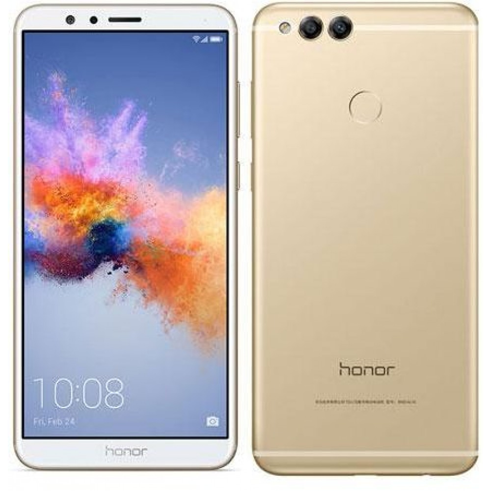HONOR 7X DUOS GOLD