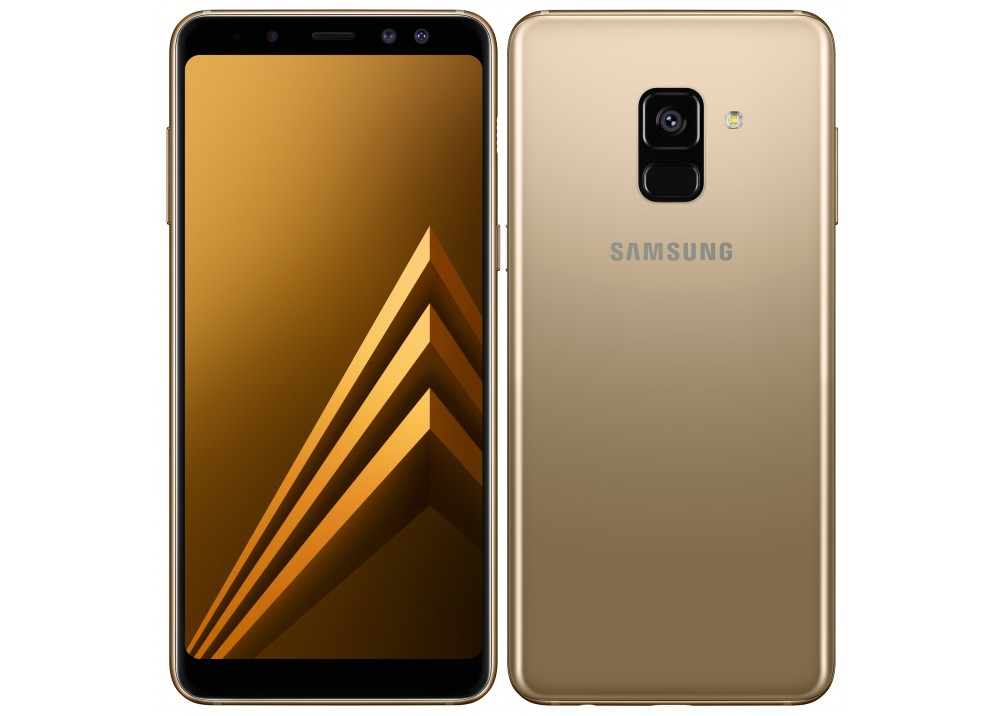 SAMSUNG GALAXY A8+ GOLD