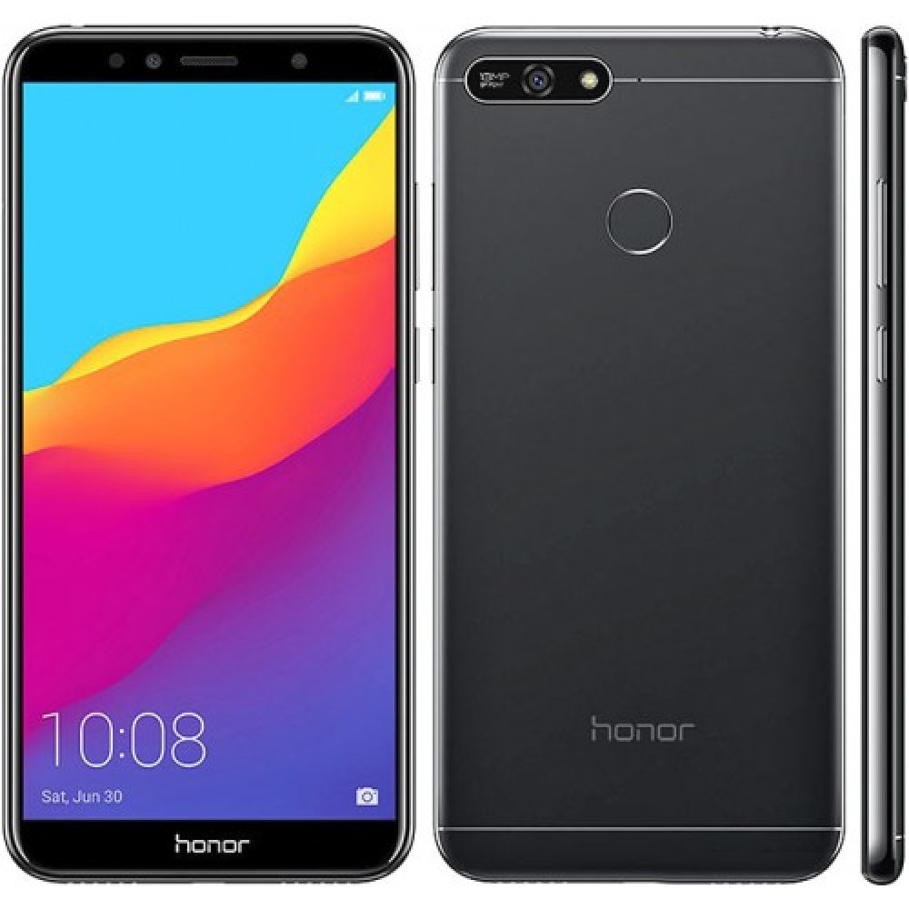 HONOR 7A DUOS BLACK