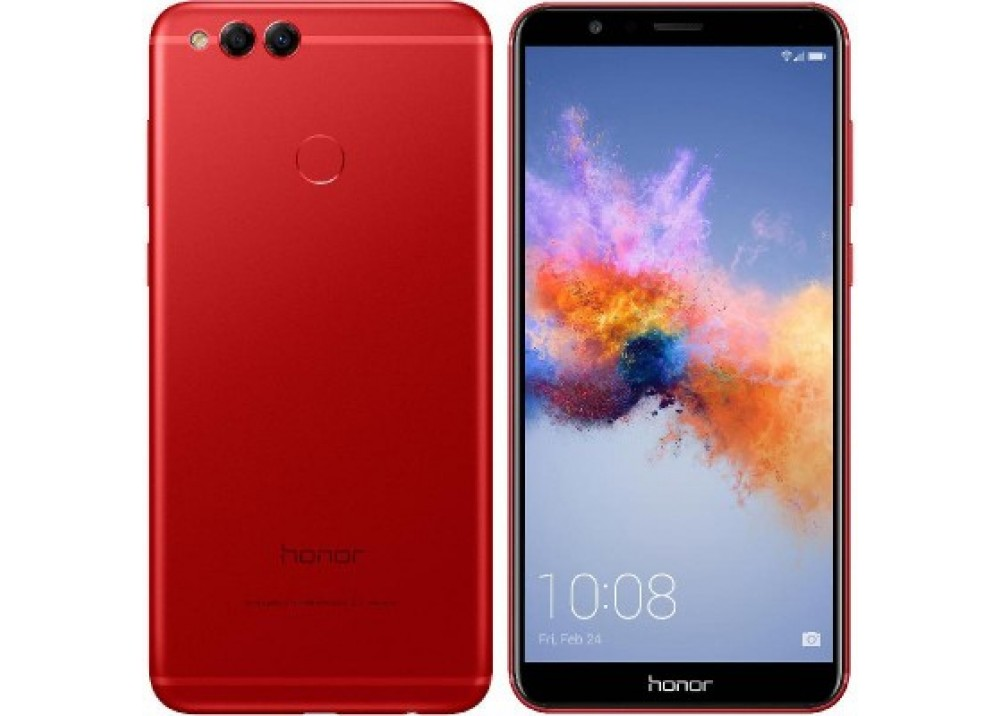 HONOR 7X DUOS RED