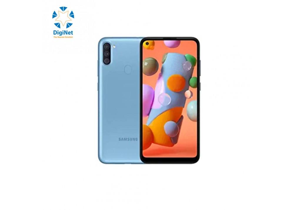 SAMSUNG MOBILE GALAXY A11 2GB 32GB DUAL SIM BLUE