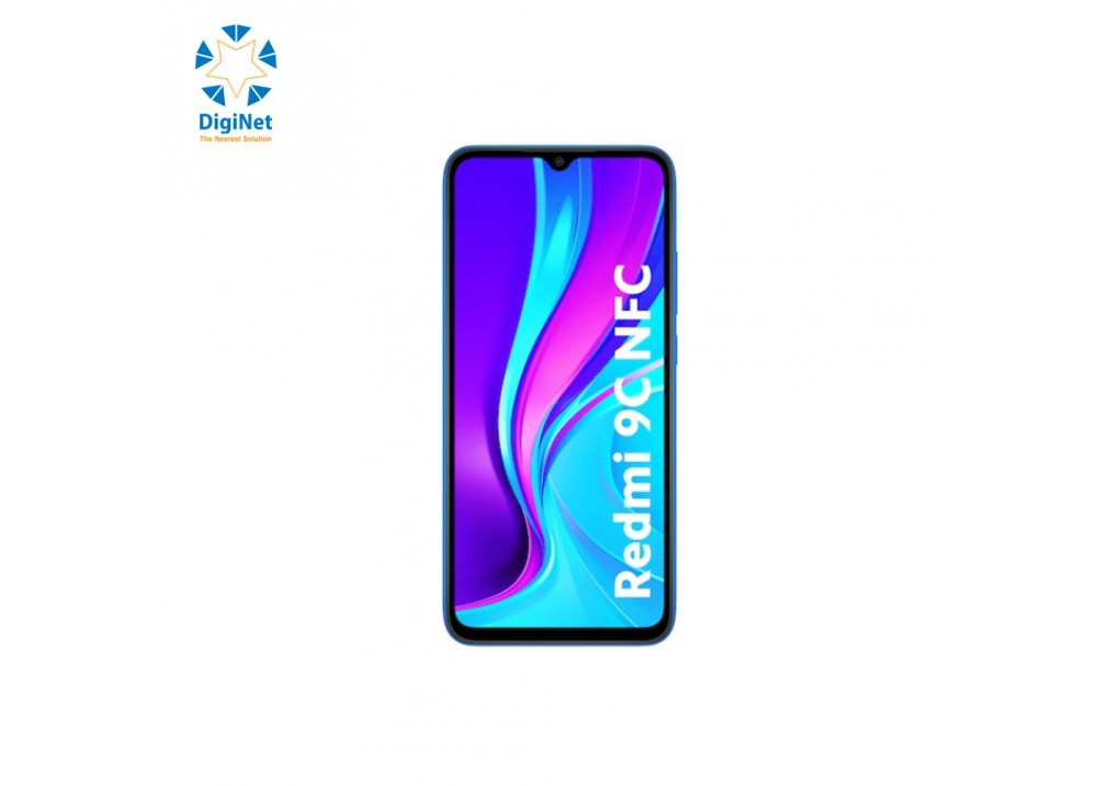 XIAOMI REDMI 9c 2GB 32 GB DUAL SIM BLUE