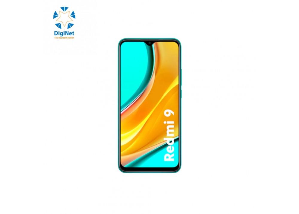XIAOMI REDMI 9 3GB 32GB DUAL SIM GREEN