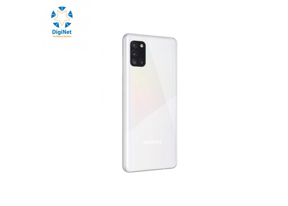 SAMSUNG MOBILE GALAXY A31 4GB 128GB DUAL SIM PRISM WHITE