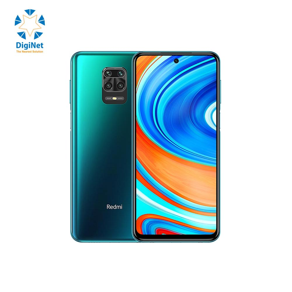 XIAOMI MOBILE NOTE 9 PRO MAX 6GB 128GB DUAL SIM BLUE
