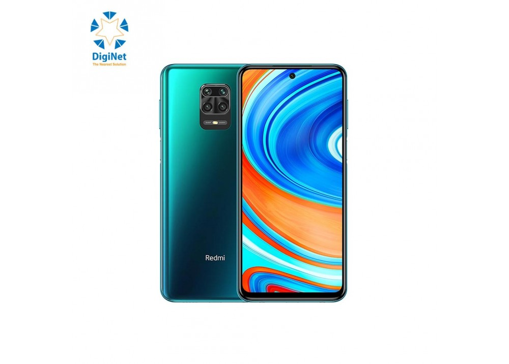 XIAOMI MOBILE NOTE 9 PRO MAX 6GB 128GB DUAL SIM BLUE