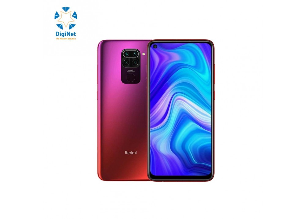 XIAOMI MOBILE NOTE 9 4GB 64GB DUAL SIM RED