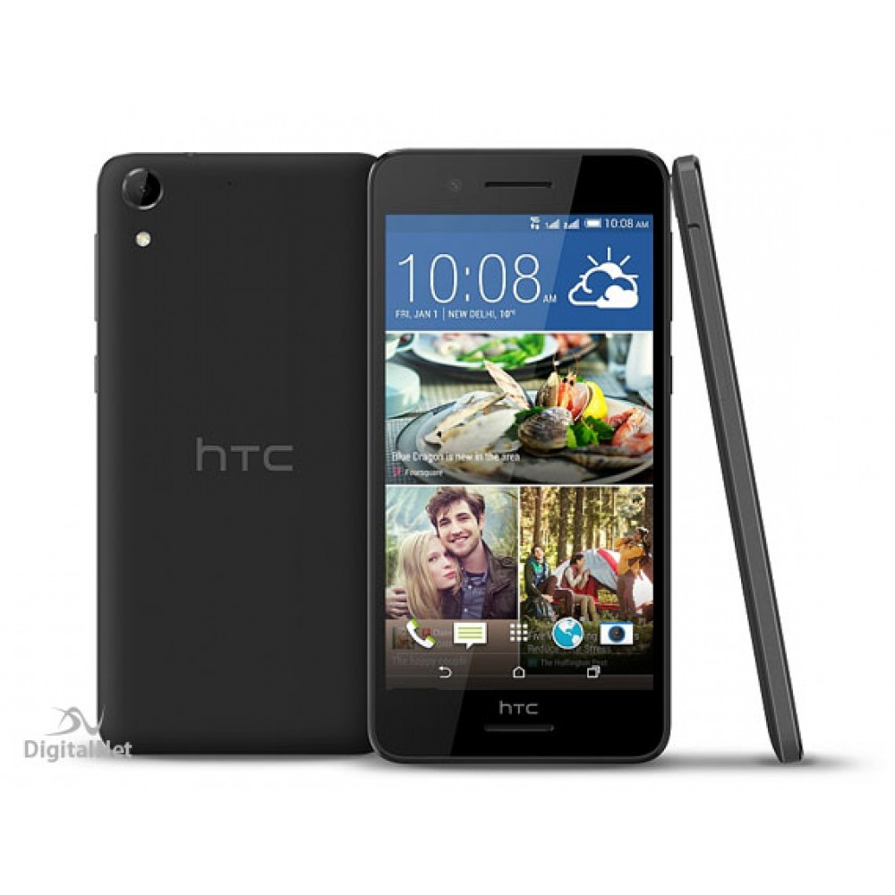HTC DESIRE 728 DUAL BlACK
